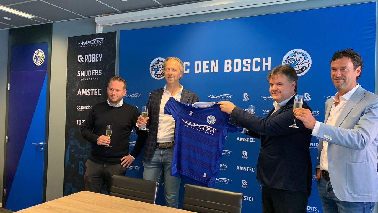 De kogel is door de kerk: FC Den Bosch komt definitief in Amerikaanse handen