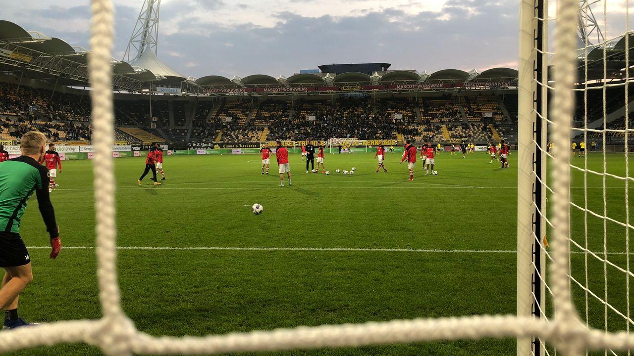 TOP Oss heeft het niet in Kerkrade, Limbombe beslist de wedstrijd