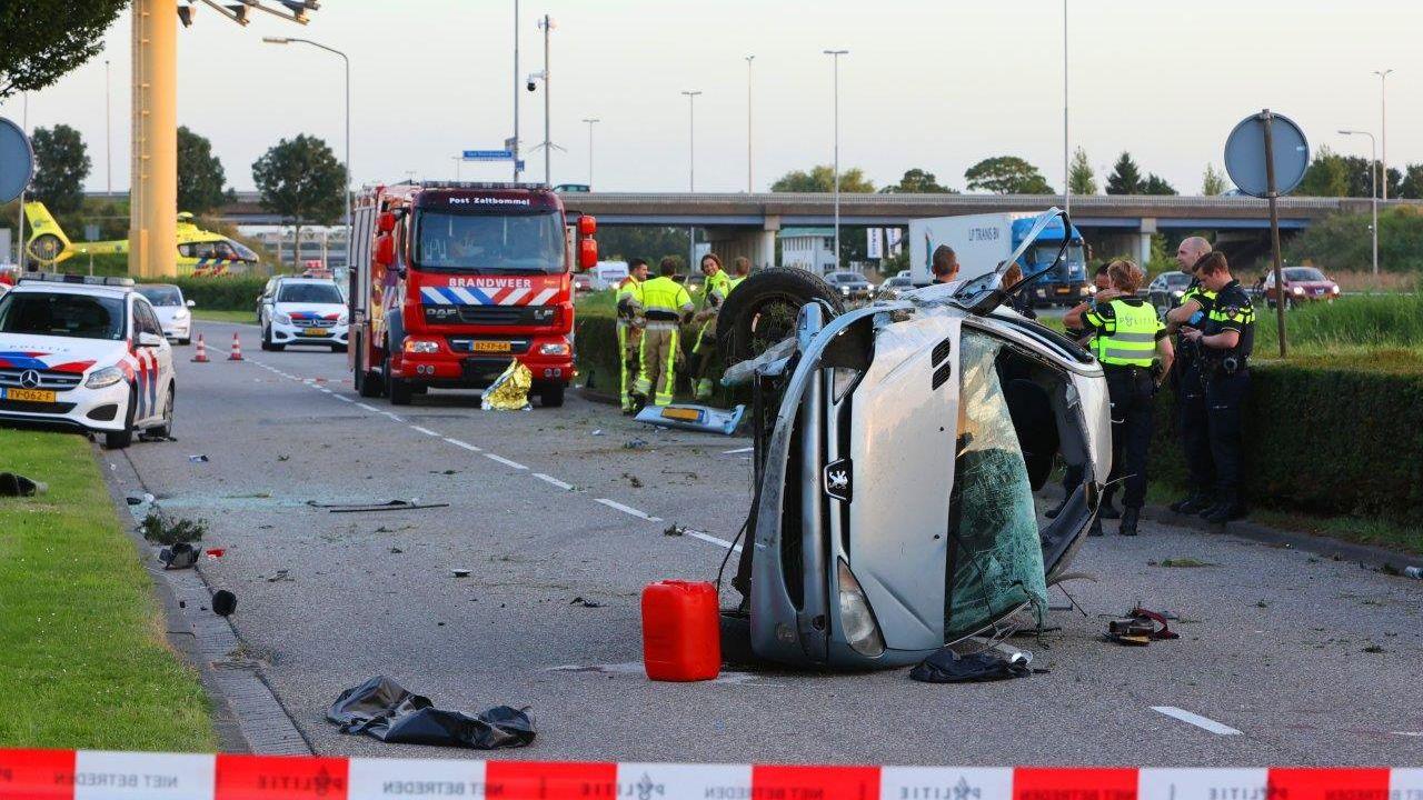 19-jarige Bosschenaar overleden bij zwaar ongeval op A2