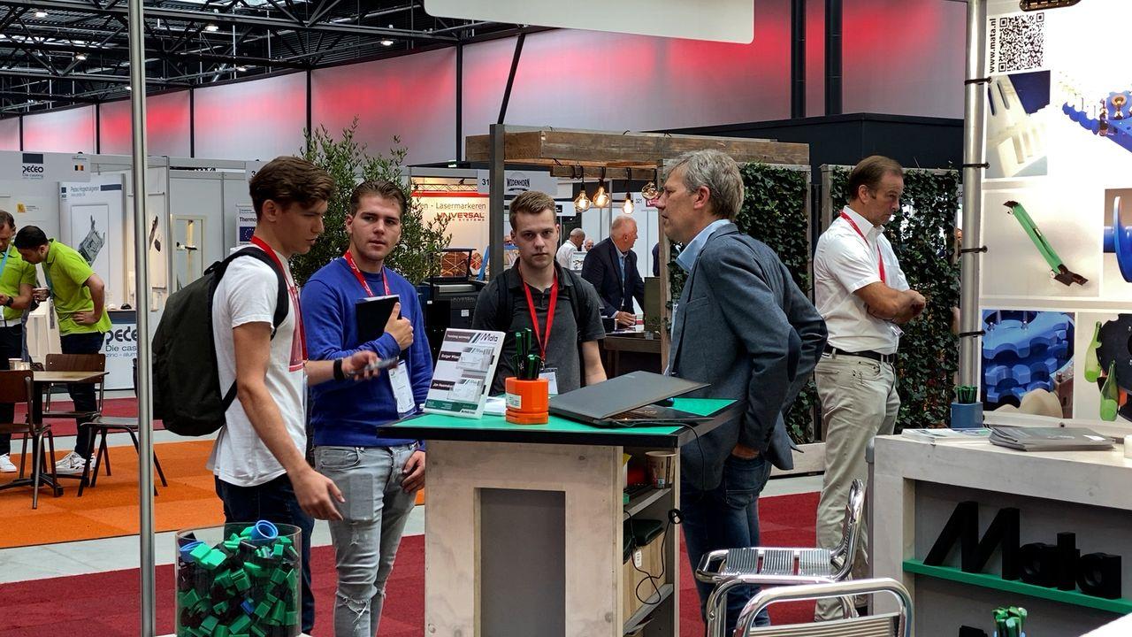 Vreugde over eerste beurs Brabanthallen na anderhalf jaar