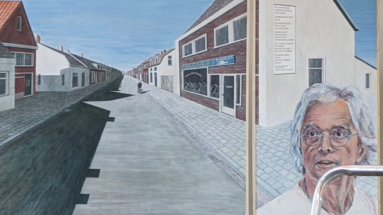 Project 'Mijn Straat' te zien en te horen bij Kunst & Co in Uden