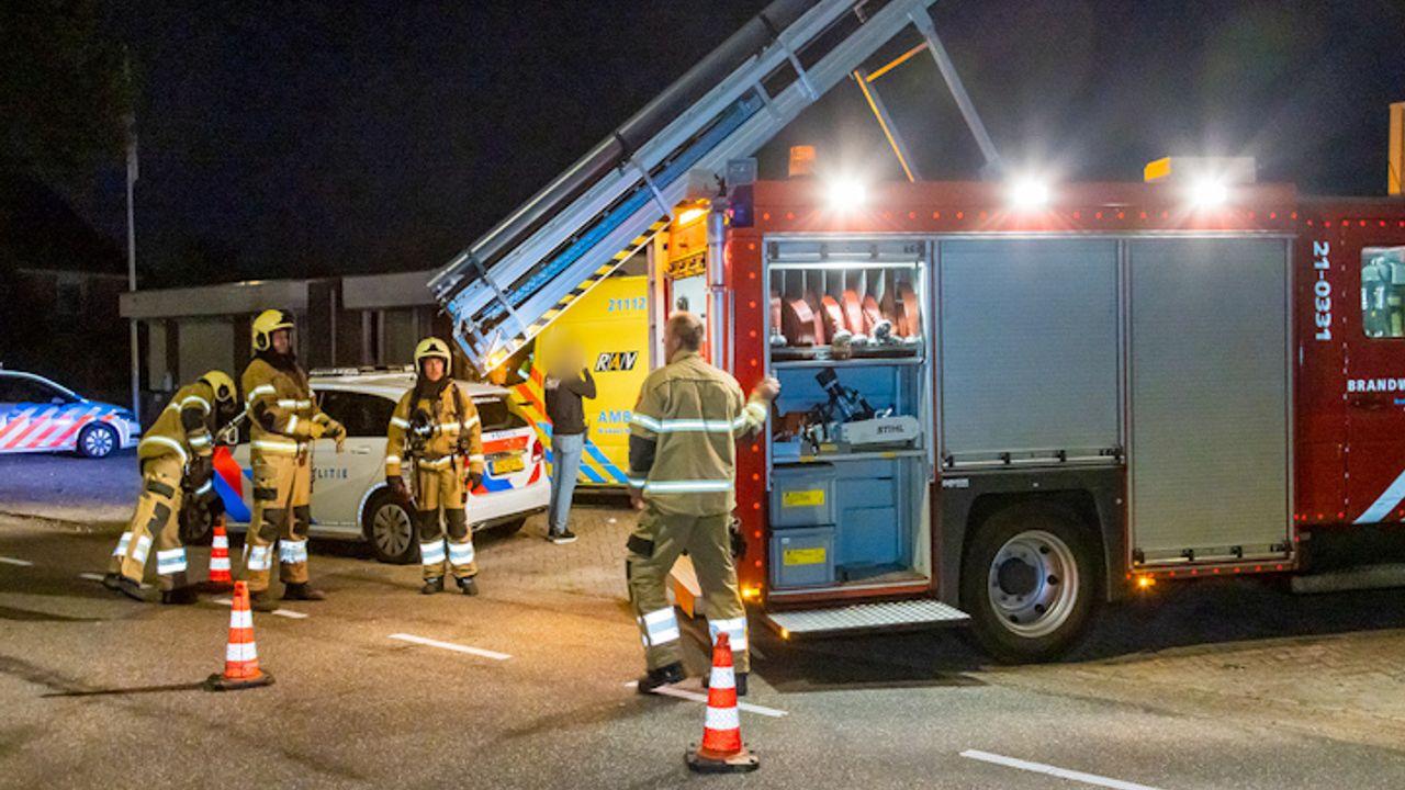Woningbrand in Oss blijkt mee te vallen