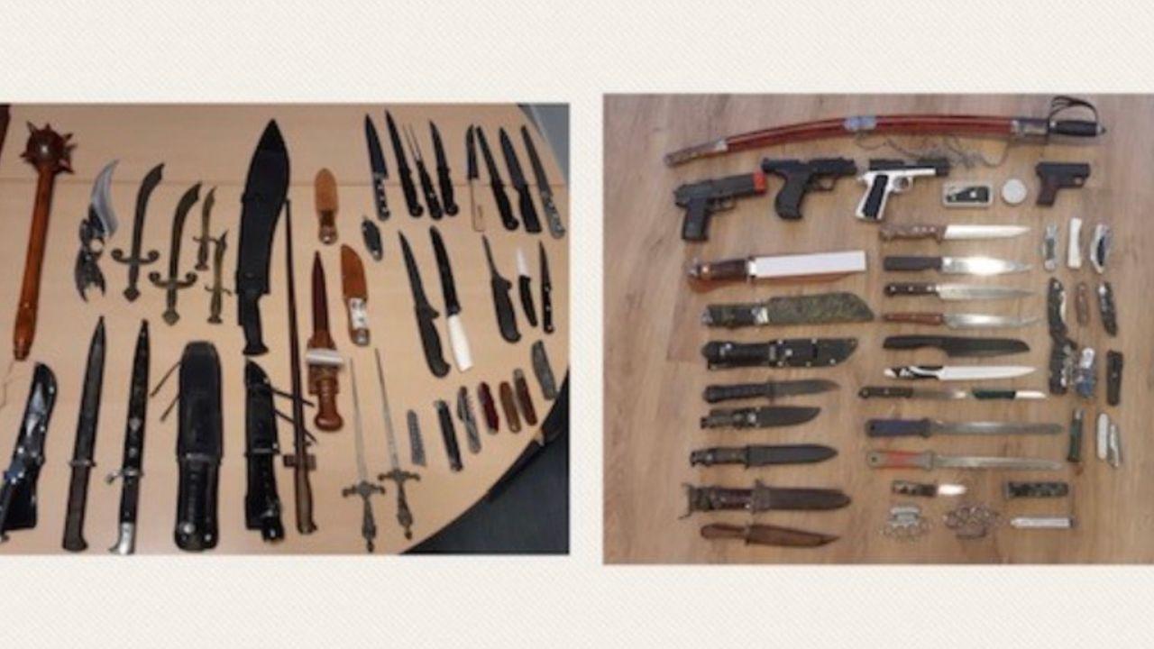 Politie Oost-Brabant haalt 150 wapens op bij inleveractie