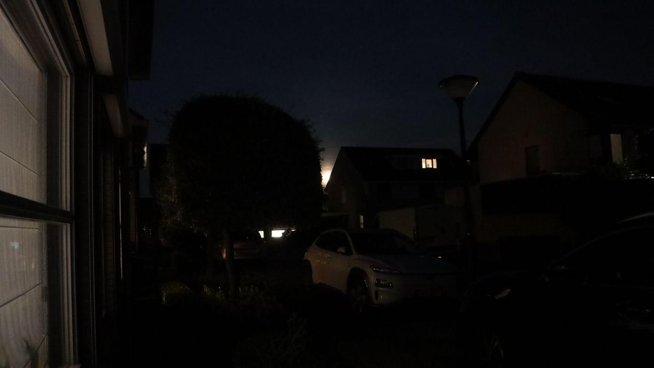 Straatverlichting valt uit op meerdere plekken in onze regio