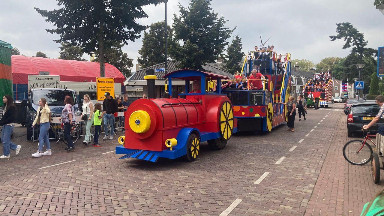 En toen was het ineens carnaval in Volkel