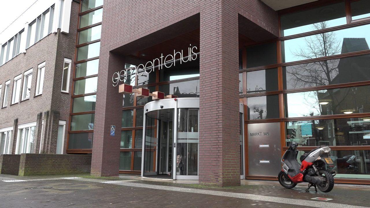 Tijdelijke publieksbalie bij verbouwing gemeentehuis Uden