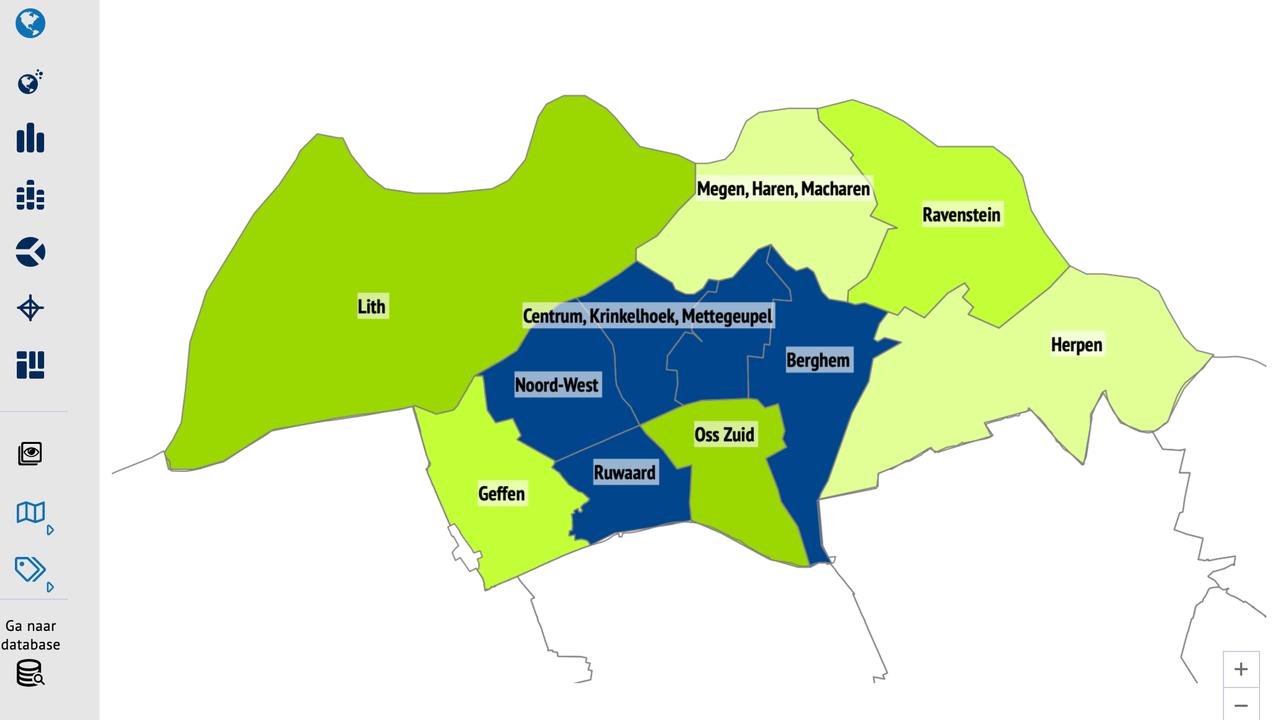 Sociale Agenda in de maak voor elf Osse deelgebieden