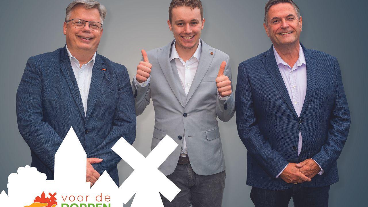 Nieuwe politieke partij Voor de Dorpen presenteert lijsttrekker