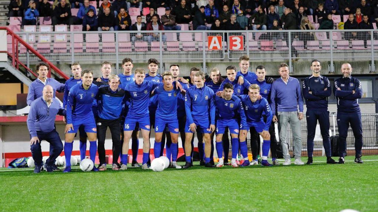 O.S.S.'20 komt in de beker tekort tegen FC Twente