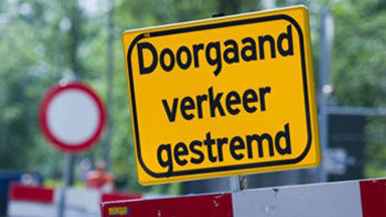 Kerkstraat Zeeland deels afgesloten vanwege de kermis