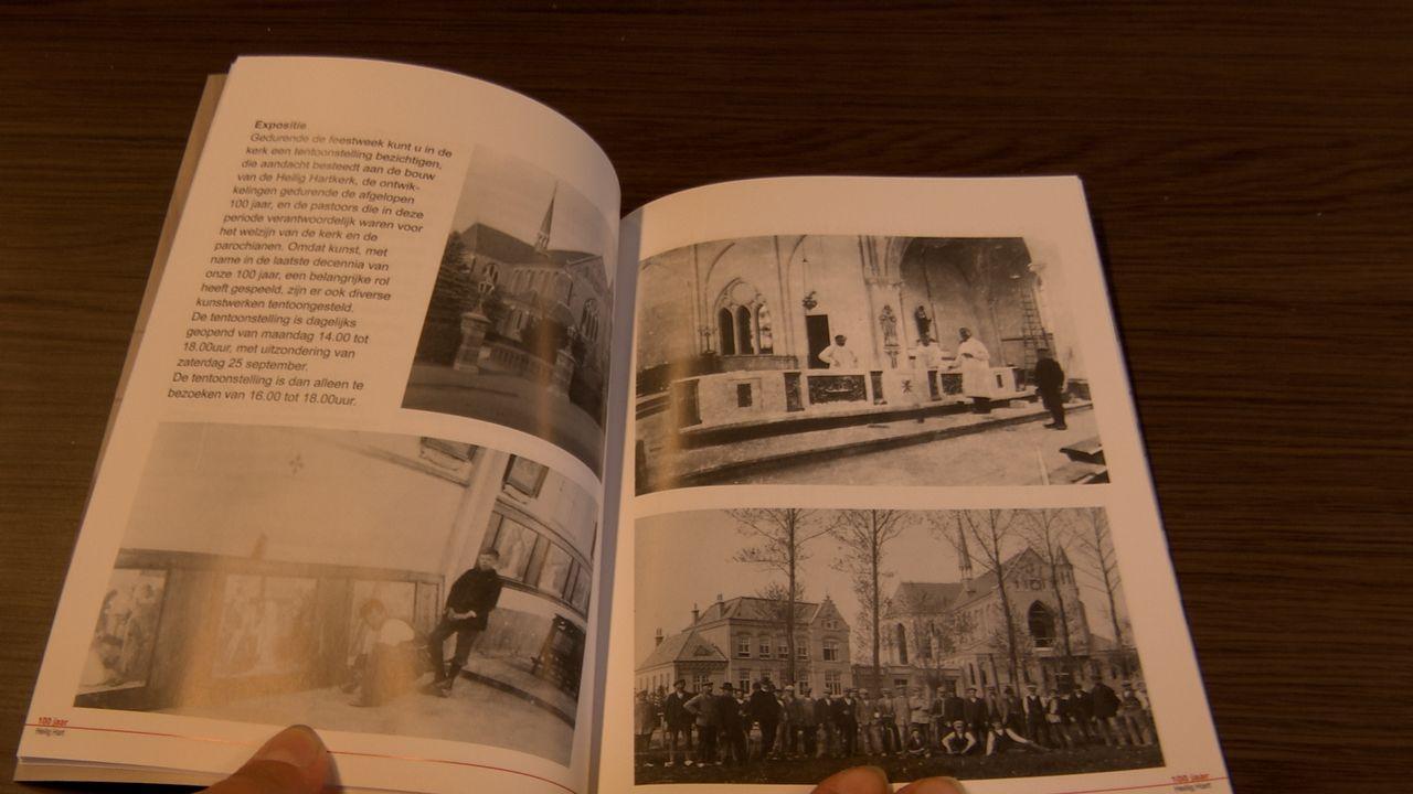 Heilig Hartkerk bestaat 100 jaar; 'We gaan met goede hoop de toekomst in'