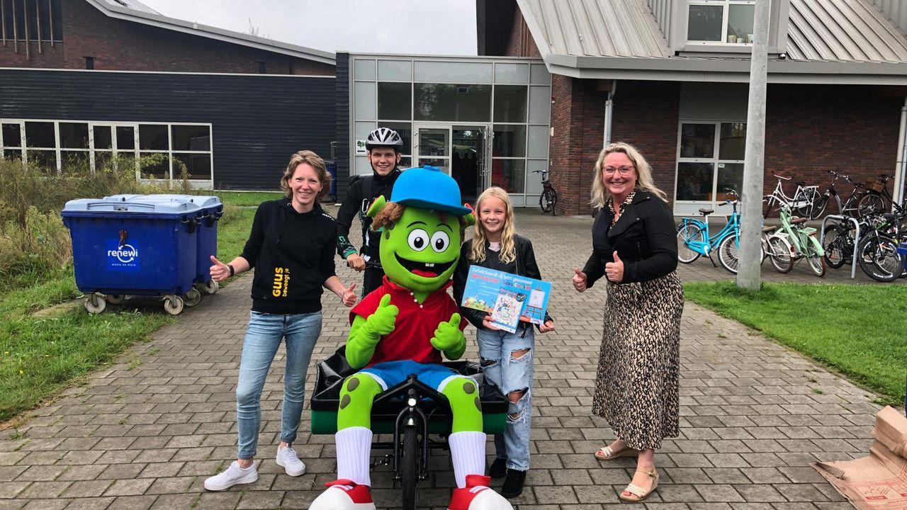 Sjors Sportief en Sjors Creatief laten Udense kinderen kennismaken met sport en cultuur