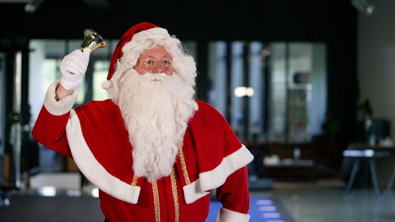 Santa Run moet Uden extra laten bruisen met Kerst