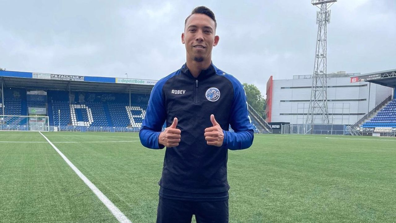 Gaston Salasiwa op amateurbasis naar FC Den Bosch