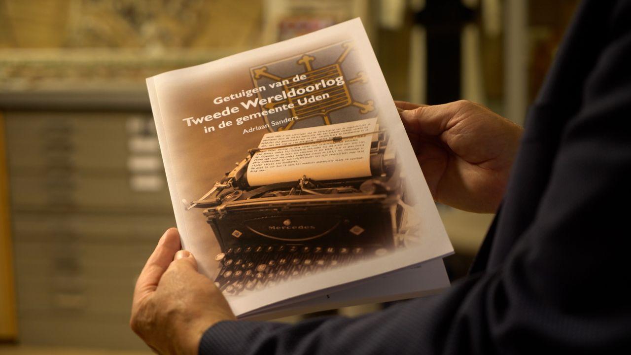 Unieke, nooit verschenen oorlogsverhalen uit Uden gebundeld in boek