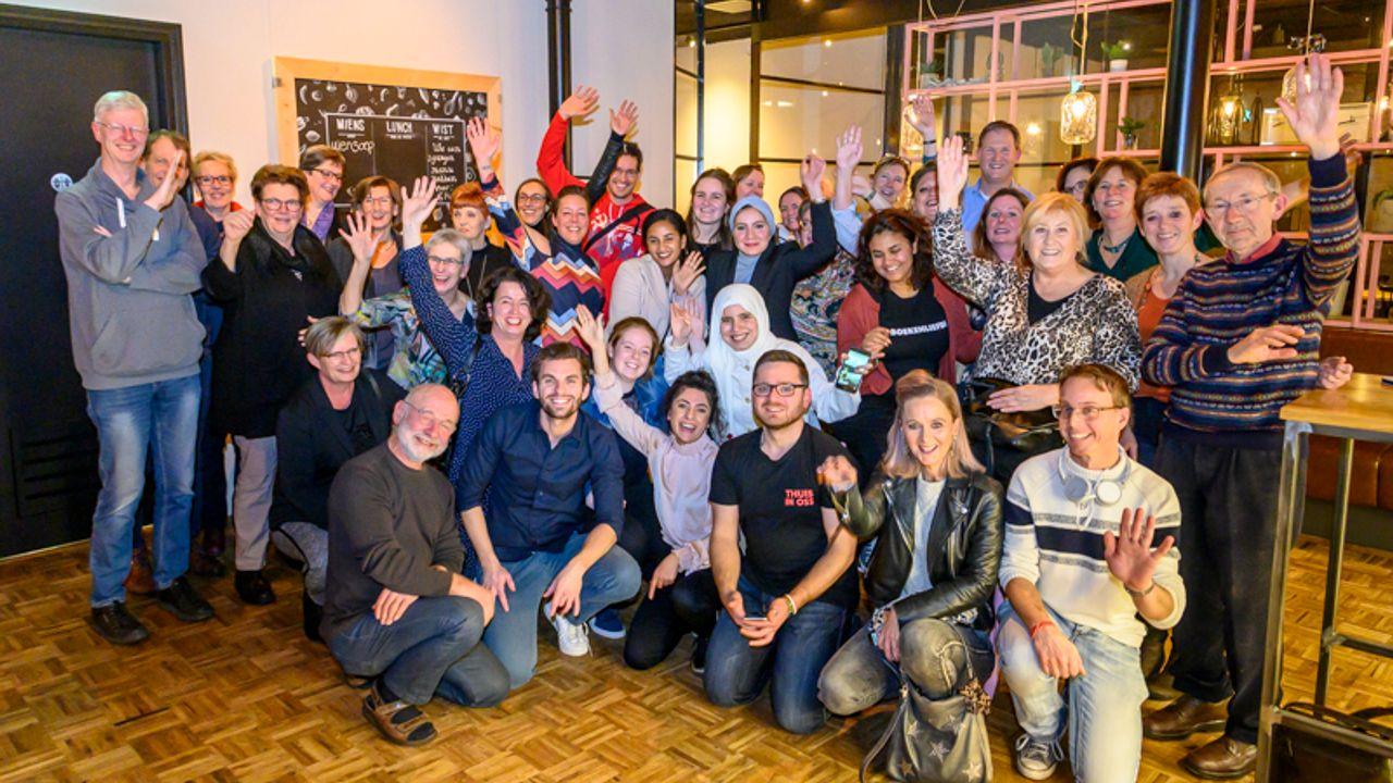 Stichting Thuis in Oss viert lustrum in Groene Engel