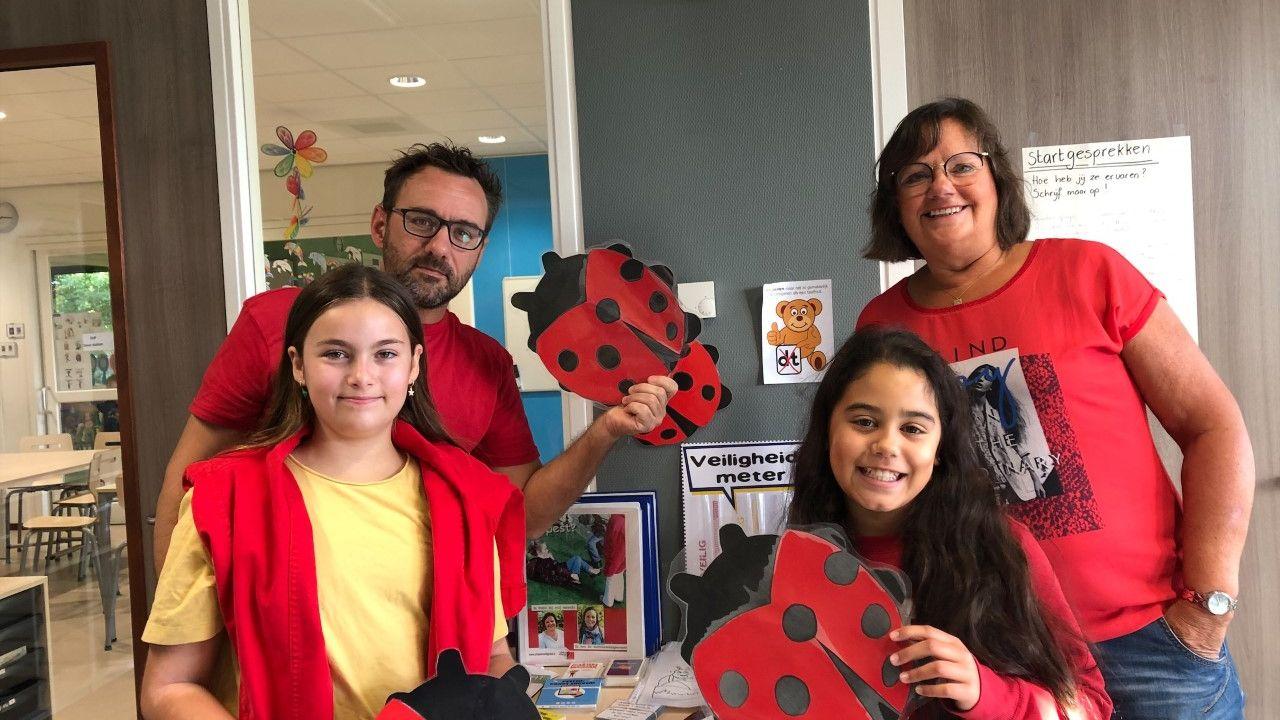 Kindcentrum 't Ven in Rosmalen maakt leerlingen bewuster van pestgedrag