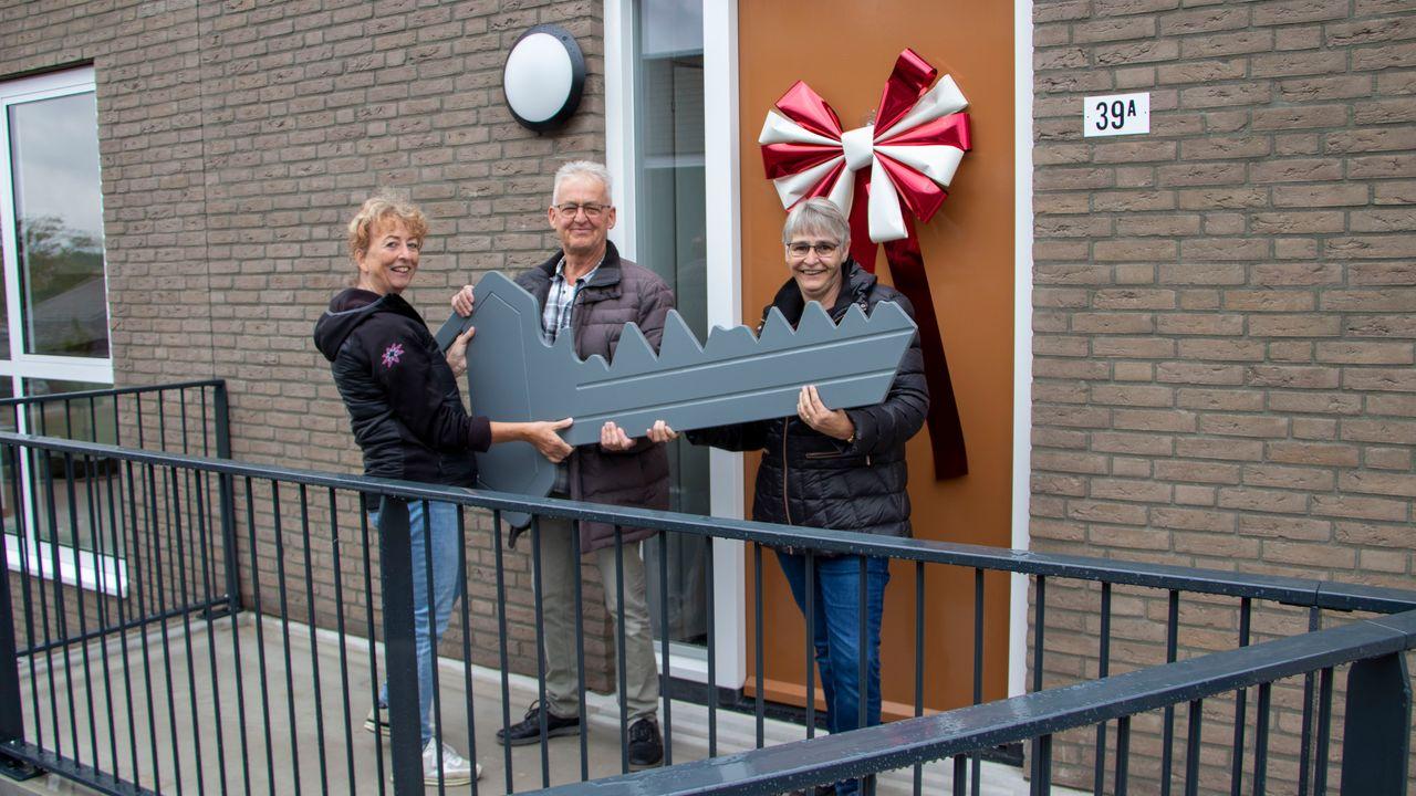 Laatste fase nieuwbouwproject Hildebrandstraat afgerond
