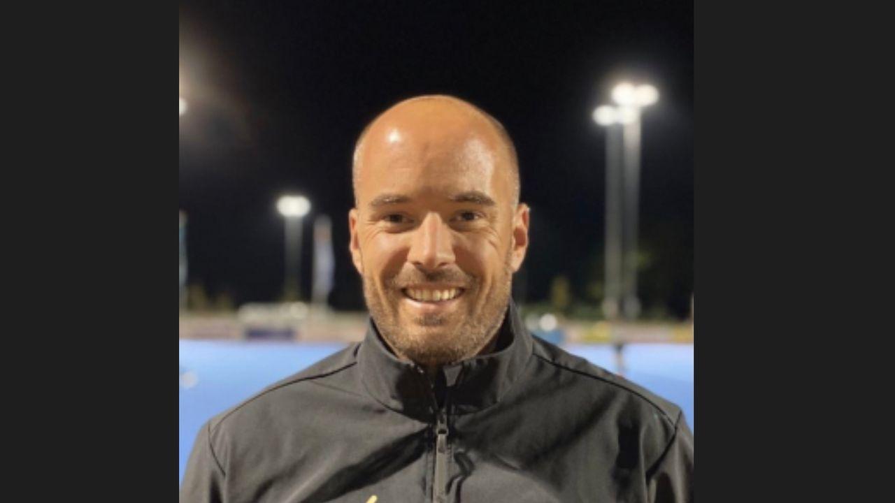 Pepijn van Schooten nieuwe trainer Osse hockeydames