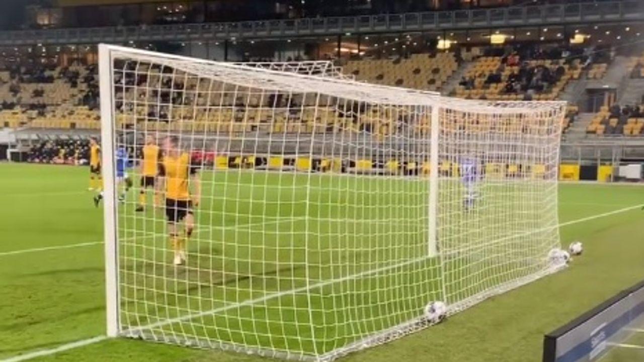 FC Den Bosch last minute uitgeschakeld door Roda JC