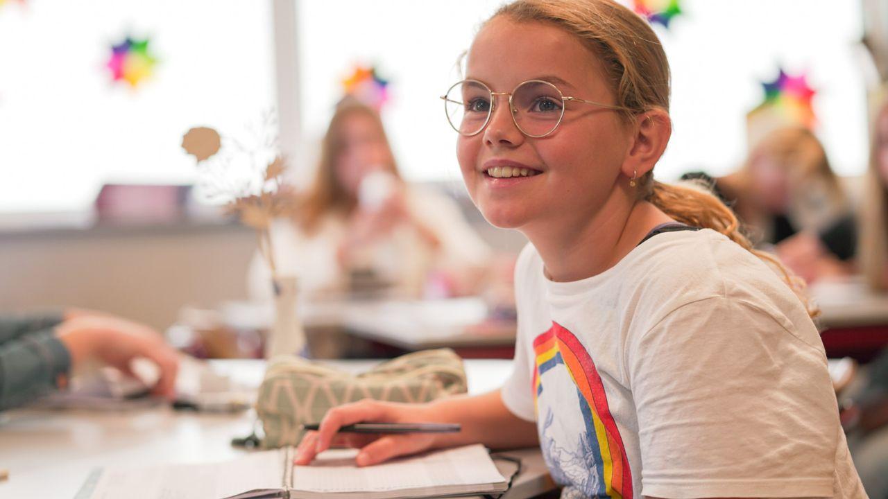 Waldorf Uden enthousiast over eerste schoolweek