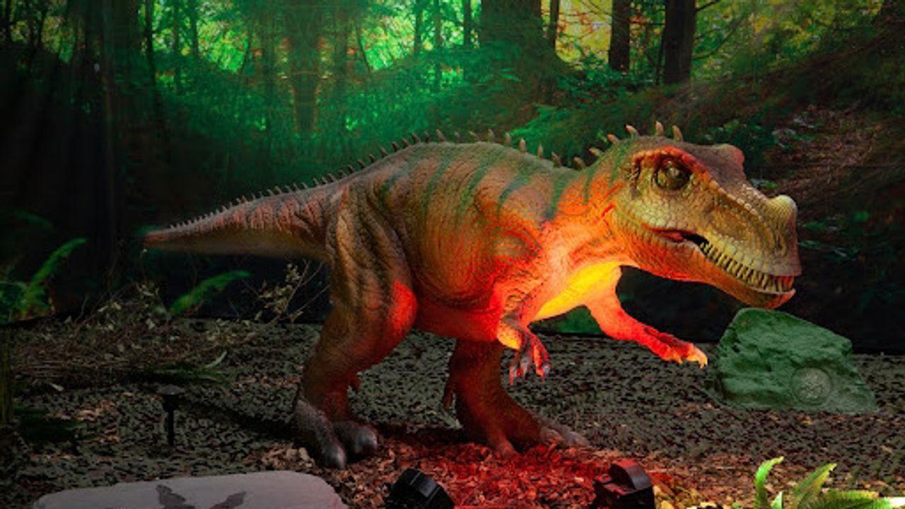 Dinosaurussen blijven een weekje langer in de Brabanthallen