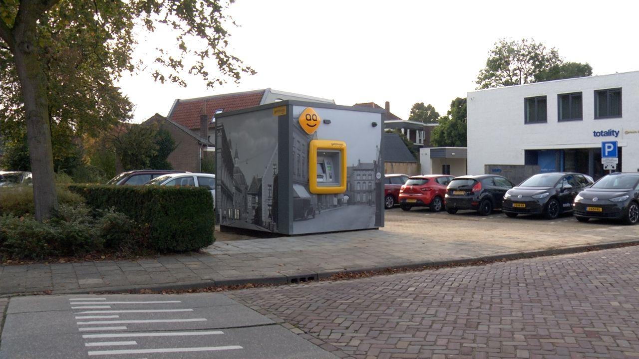 Ravenstein heeft weer een geldautomaat