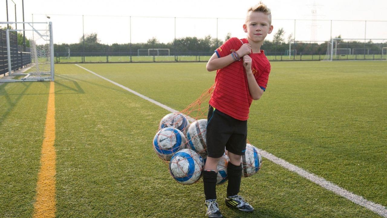 OJC Rosmalen houdt vanaf nu ouders bij trainingen op afstand