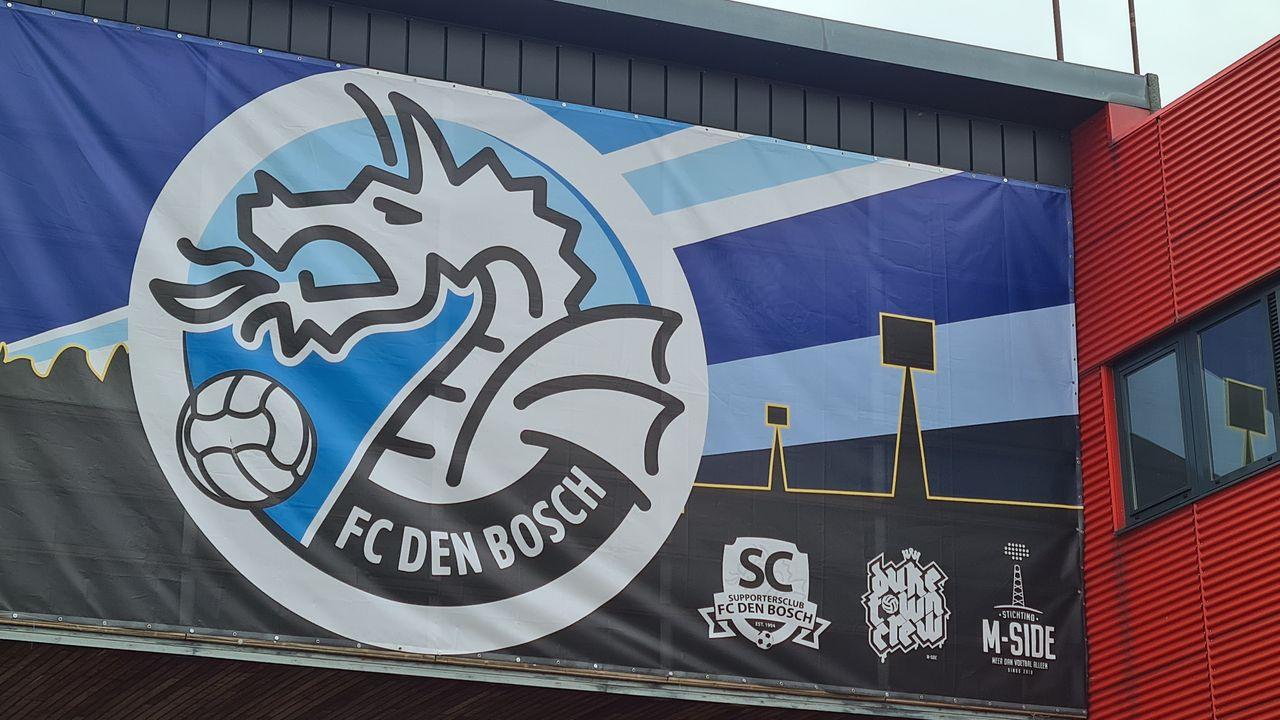 Gedrag van FC Den Bosch-supporters onder de loep bij aanklager KNVB