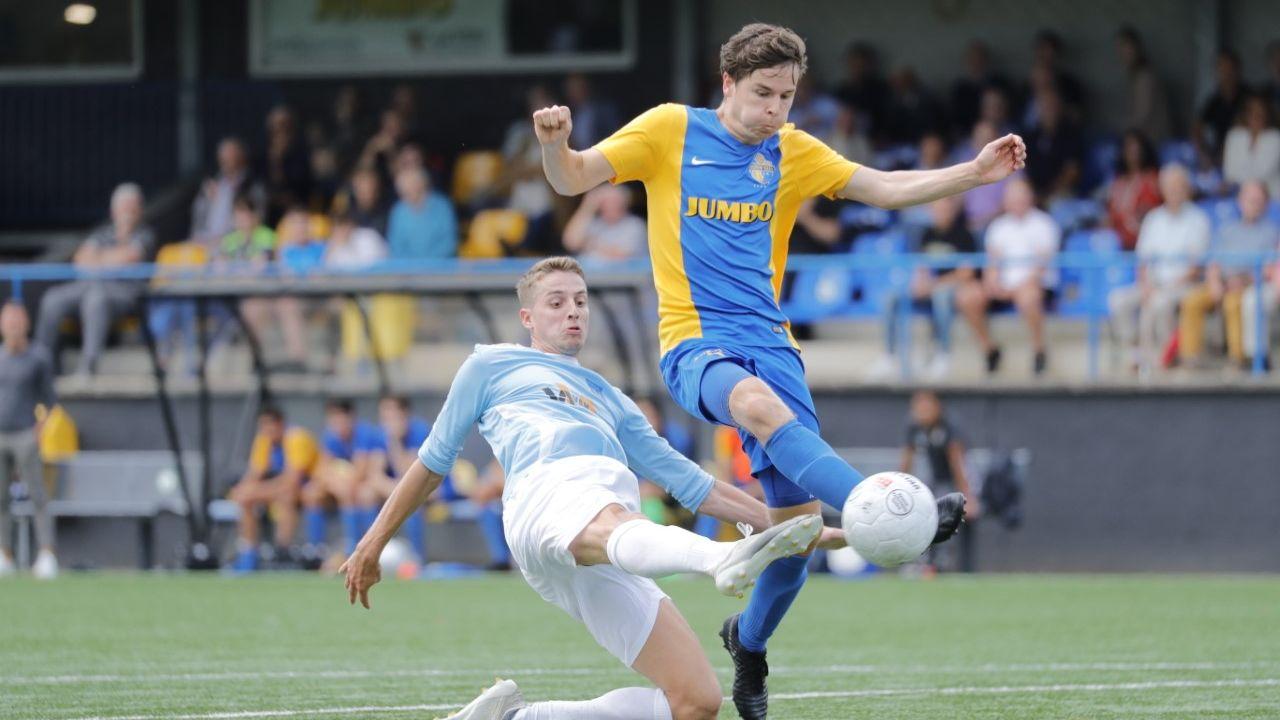 O.S.S. '20 begint seizoen voortvarend met overwinning bij Blauw Geel '38