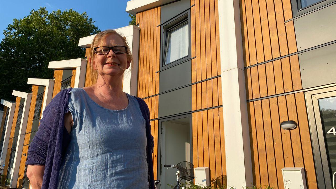 Dankzij een tijdelijk huis heeft Irma nu een thuis, Den Bosch loopt voorop met flexibele woningen