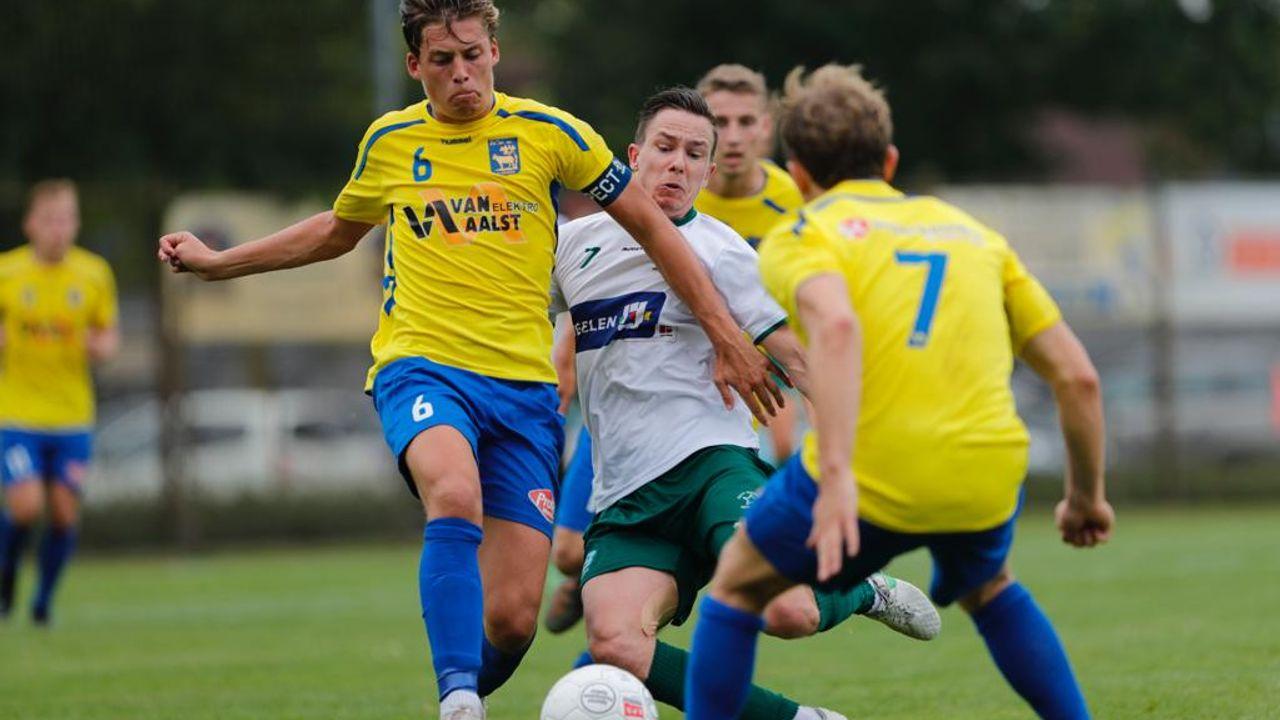 O.S.S. '20 wint met 2-0 van Groene Ster