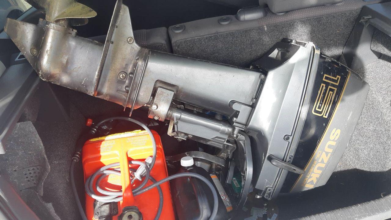 Politie zoekt rechtmatige eigenaar van mogelijk gestolen buitenboordmotor