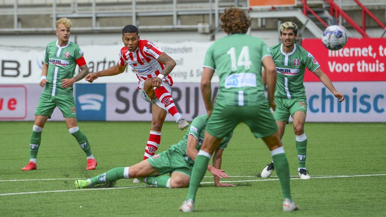 TOP Oss klassen beter dan stroperig Dordrecht: 3-0