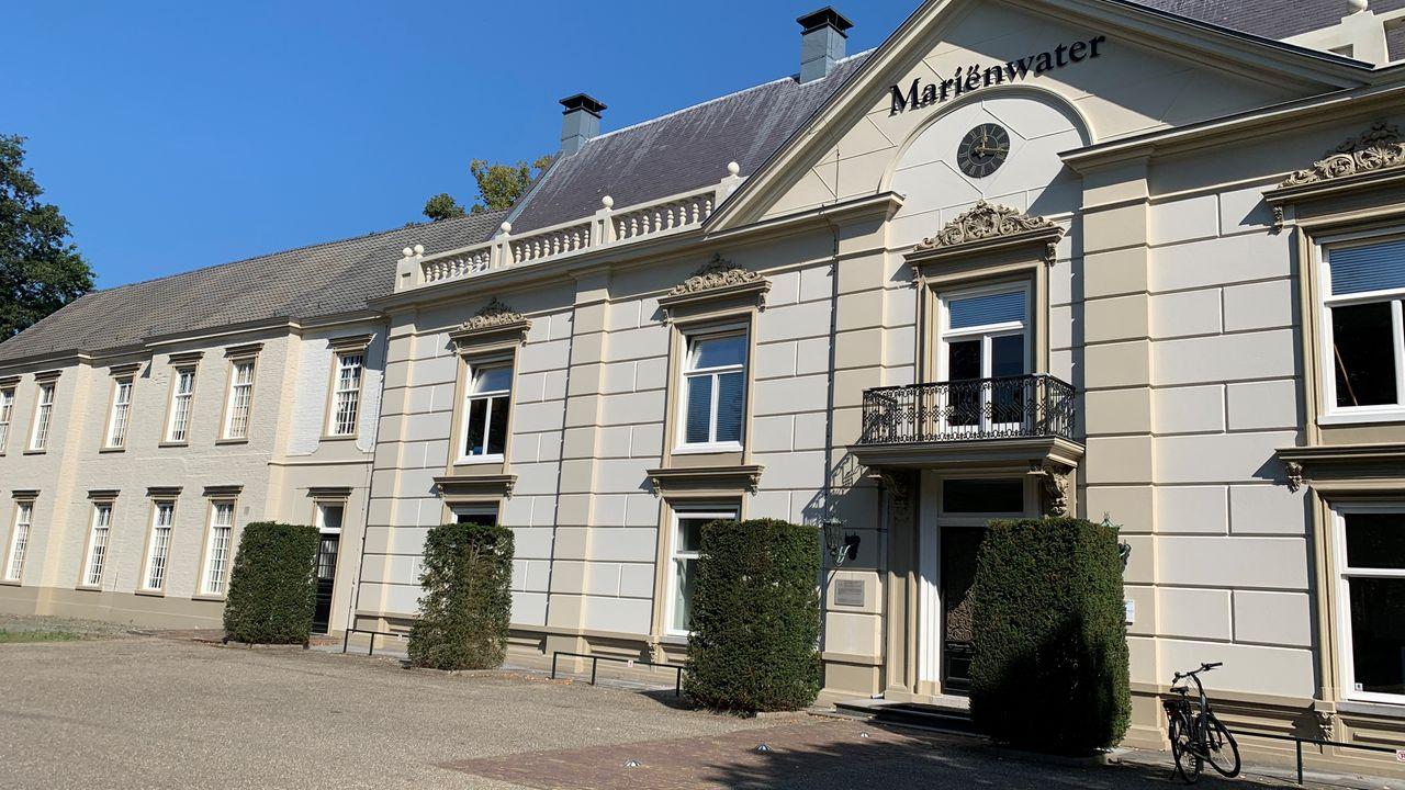 Open Monumentendag op landgoed Coudewater: 'Het mortuarium had bewust een ronde vorm'