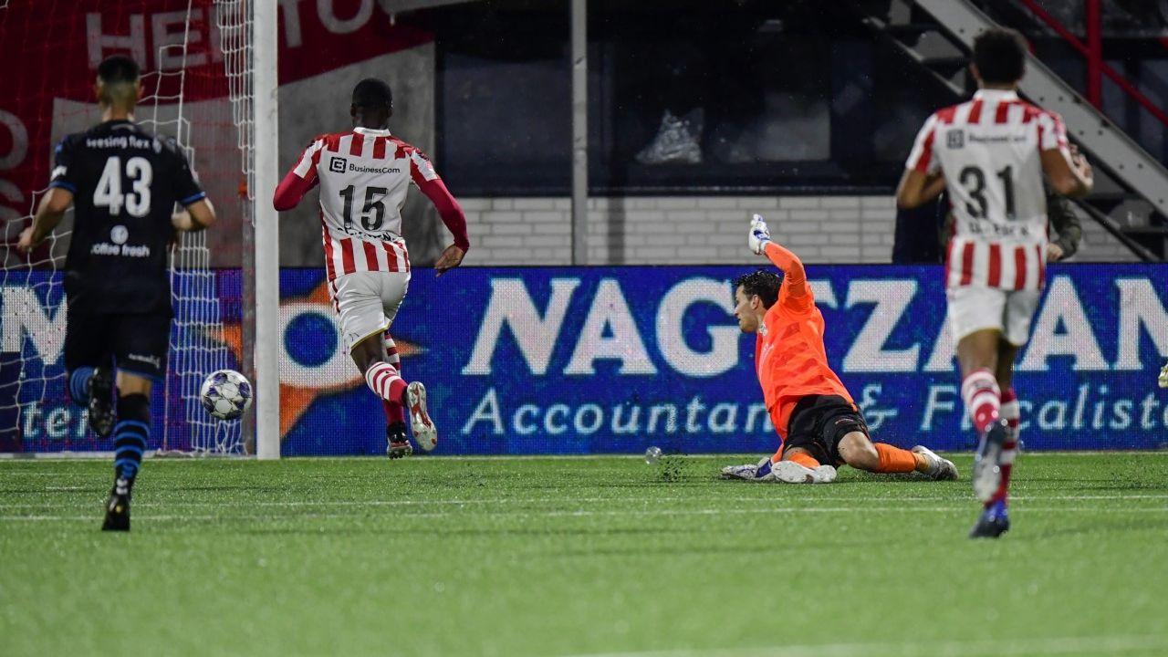 TOP komt te kort tegen De Graafschap: 0-3