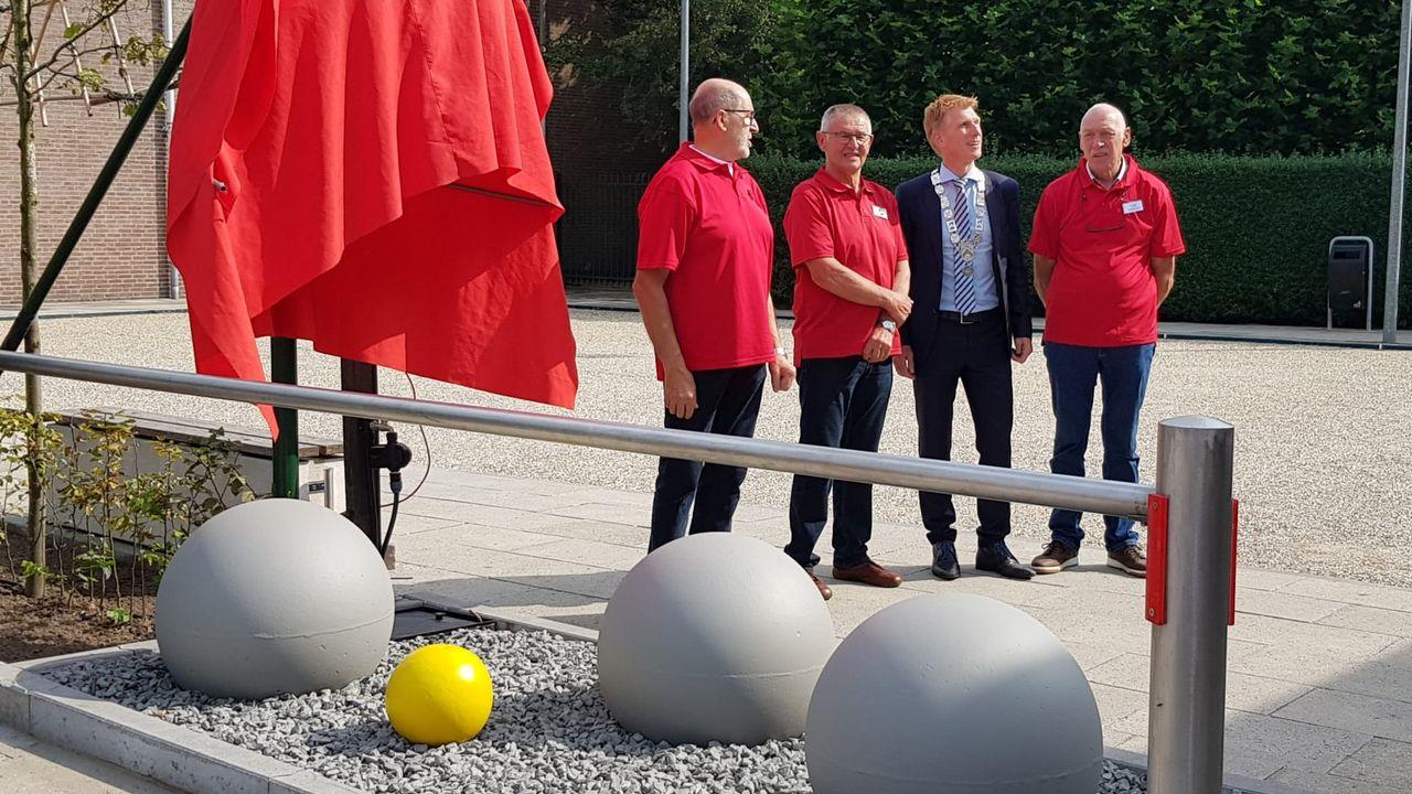 Fonkelnieuw clubhuis Le Jeteur in Schaijk officieel geopend