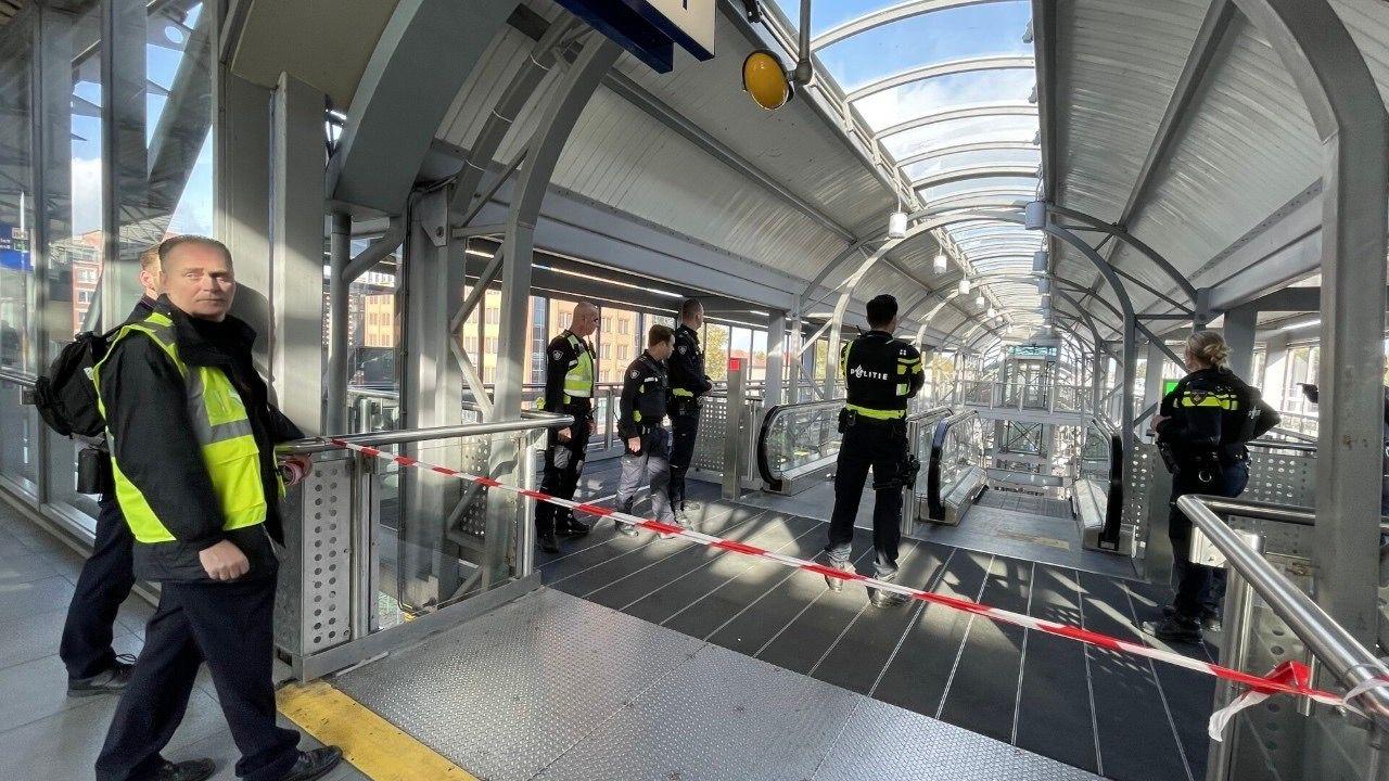 Onderzoek station Den Bosch voorbij: verdachte aangehouden in Amsterdam