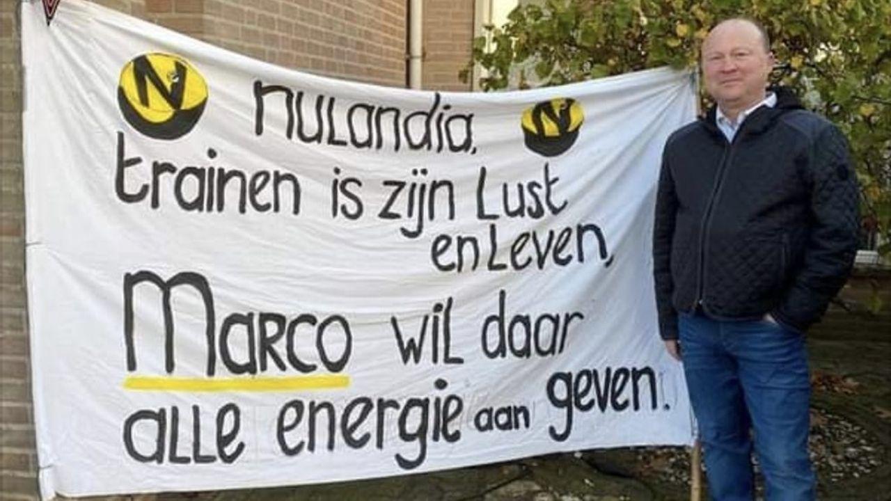 Streep door wedstrijden Nulandia dit weekend na plotseling overlijden jeugdtrainer
