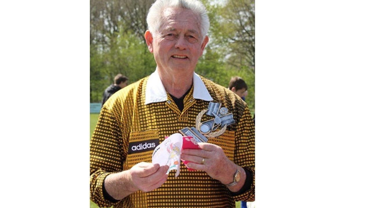 Piet de Groot (87) uit Zeeland overleden; 'hij was een echte clubman'