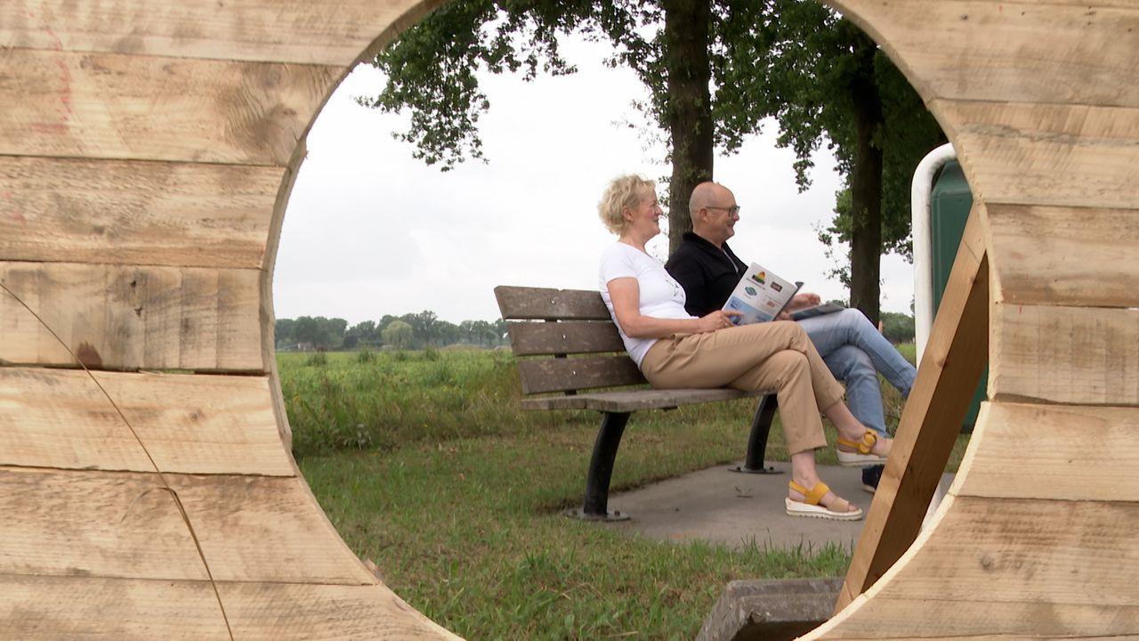 Nachtburgemeester brengt in Loosbroek eerbetoon aan 'Dorus'