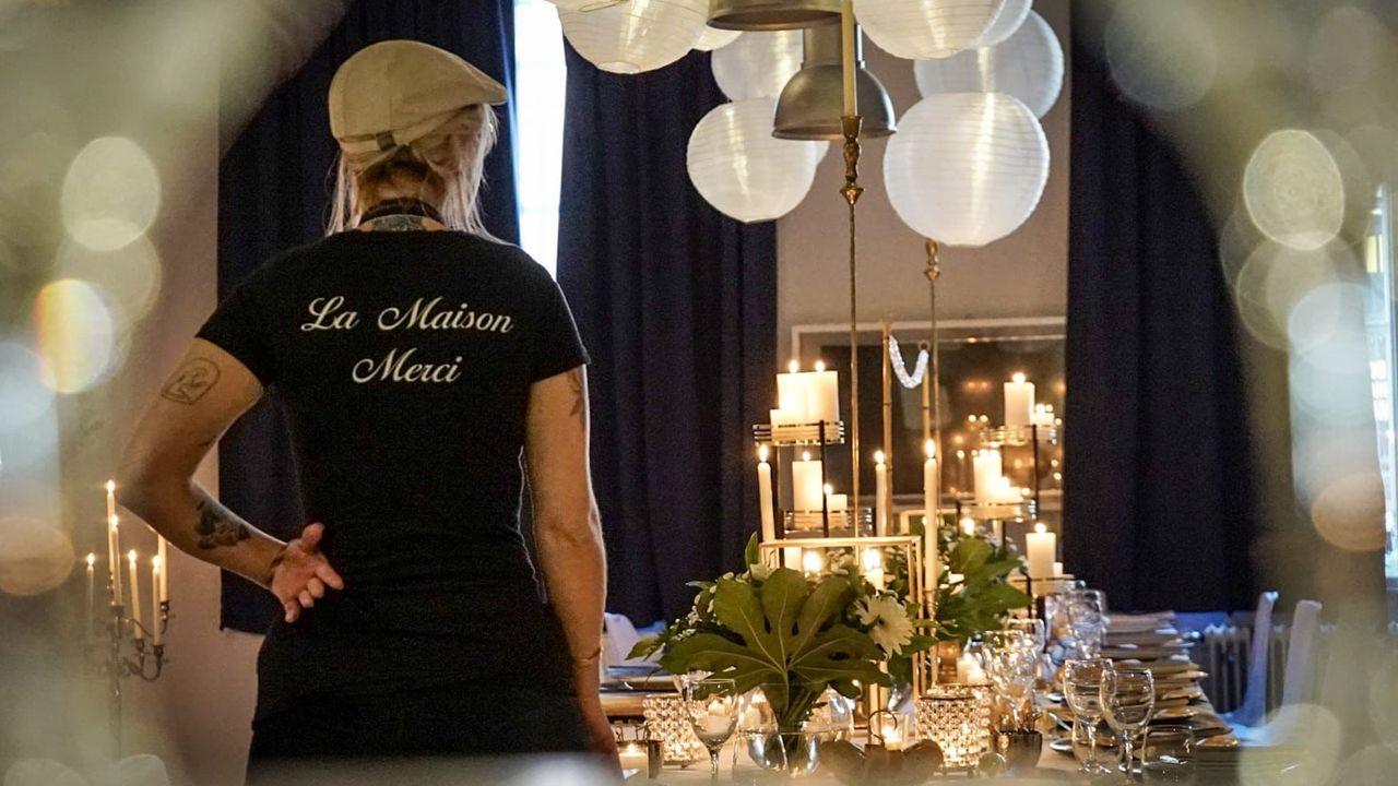 't Inloopschip omgedoopt in restaurant 'huis der dankbaarheid'