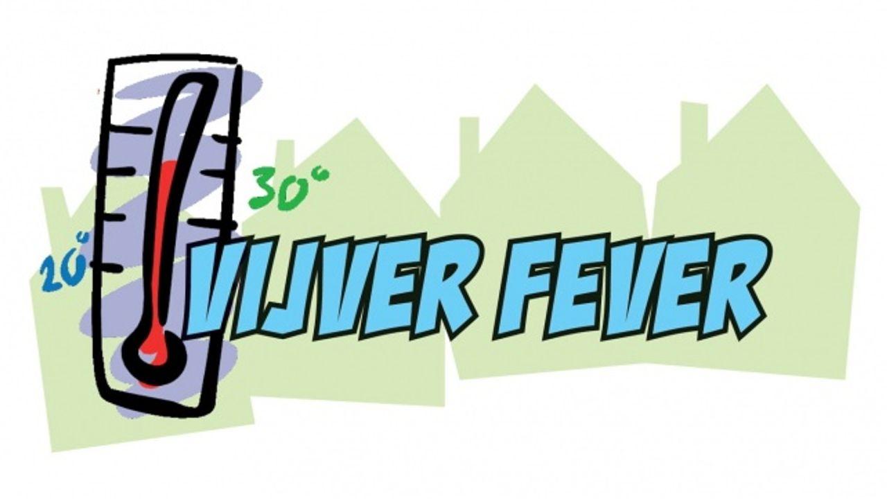 Vijver Fever is feestje voor de Osse Schadewijk
