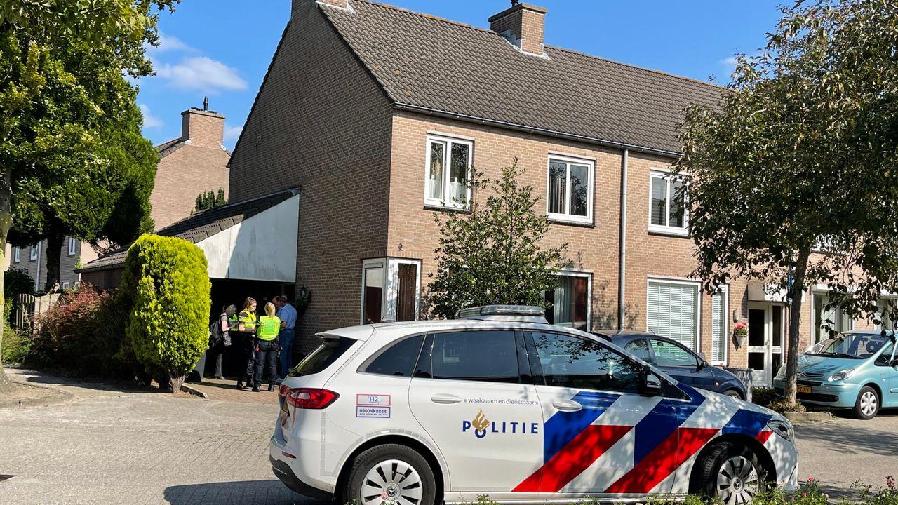 Twee overleden personen aangetroffen in woning Rosmalen, oorzaak nog onbekend