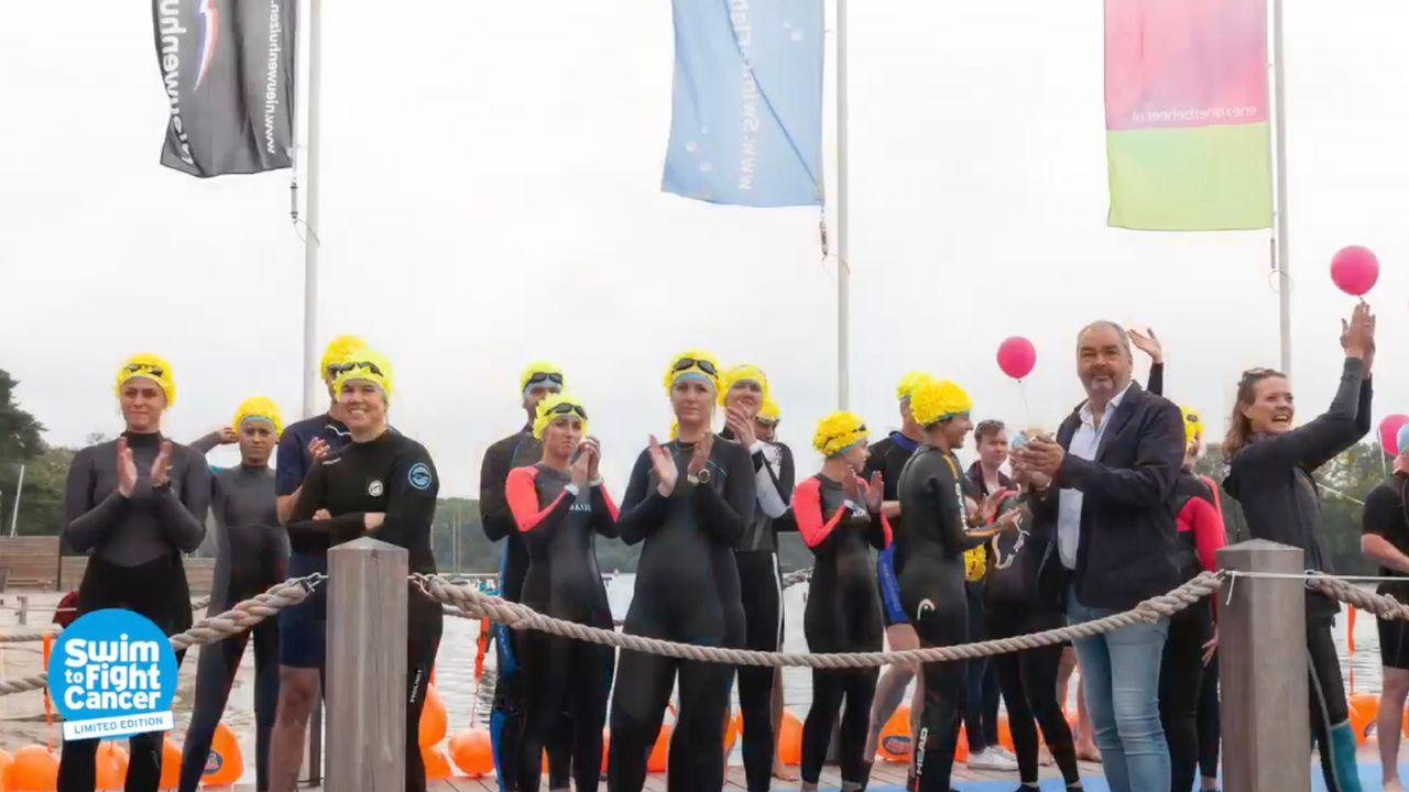 Bossche Swim to Fight Cancer brengt 475.190 euro op