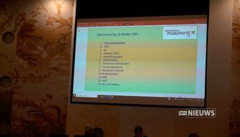 Maashorst telt definitief 13 partijen bij de herindelingverkiezingen