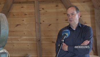 Boek over Vinkelse molen na jarenlange bouw: 'Ode aan de vrijwilligers'