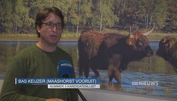 Jeroen van den Heuvel lijsttrekker van Maashorst Vooruit