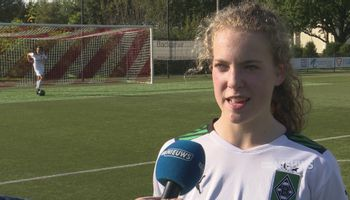Renske (15) en Feije (16) van RKSV Volkel naar Borussia Mönchengladbach