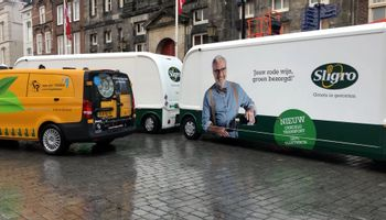 Meer groen vervoer